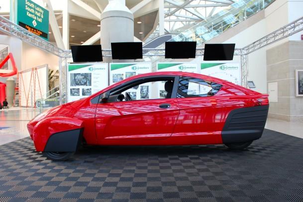 P5 LA Auto Show