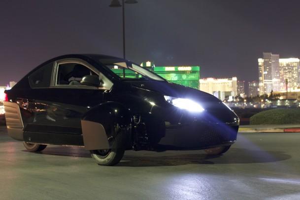 Elio Motors E1c