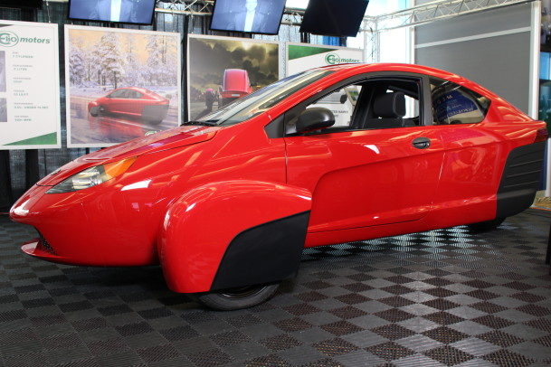 P5 North American International Auto Show